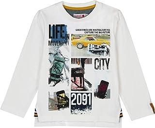 boboli Knit T-Shirt For Boy Camiseta para Niños