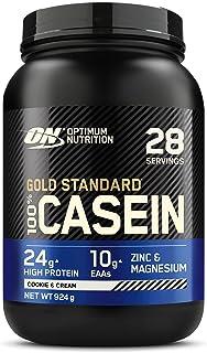 Optimum Nutrition 100% Casein Gold Standard, Cookies & Cream, 908g