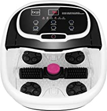 Best Choice Products Motorized Foot Spa Bath Massager, Powerful Bubble Jets & Fast..