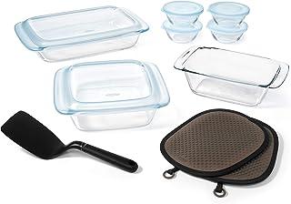 OXO Good Grips 16-Piece Glass Bakeware Set