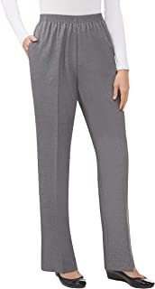 Nygard Women's Plus Size Pull-On Pant