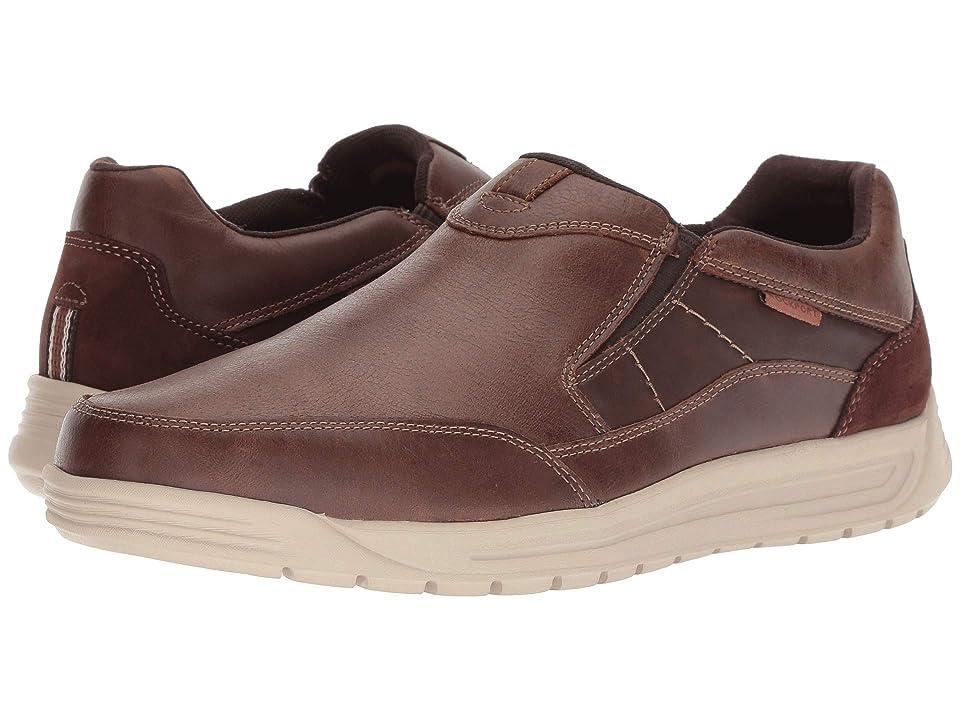 Rockport Randle Slip-On (Brown) Men