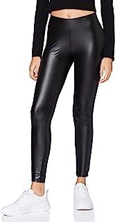 Urban Classics Ladies Imitation Leather Leggings Femme