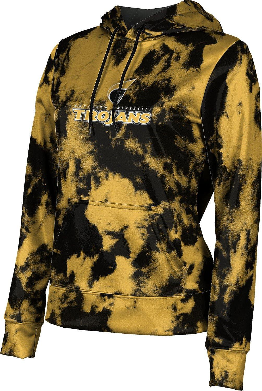 ProSphere Anderson University Girls' Pullover Hoodie, School Spirit Sweatshirt (Grunge)