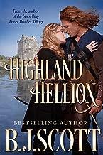 Highland Hellion (Blades of Honor Book 1)