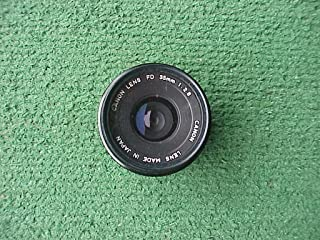 CANON FD 35mm 1:2.8 LENS - PREOWNED