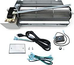Direct store Parts Kit DN110 Replacement Gas Fireplace Blower Fan Kit FBK-200 for Lennox Superior Rotom