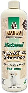 Natural Chemistry Flea & Tick Dog Shampoo