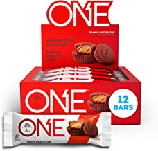 ISS Research One Bars Peanut Butter Cup 12 Bars Estimated Price : £ 42,66