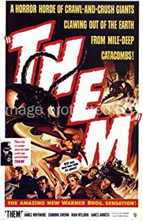 them 1954 poster