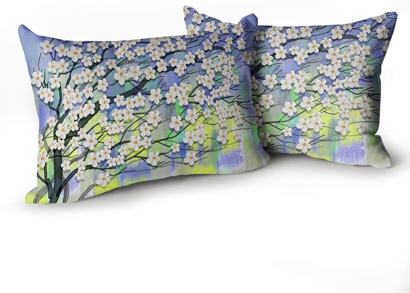 Printed Max 59% OFF Pillow Cases Set of Envelo 2 with Decorative Pillowcase Outstanding