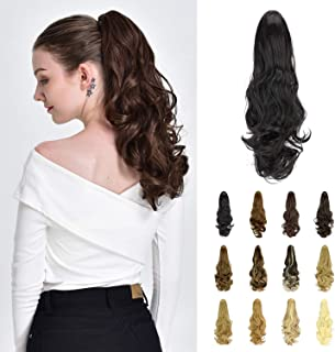 Best drawstring ponytail for black hair uk Reviews