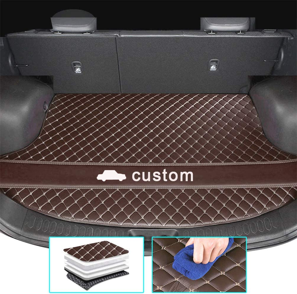 Luxury 70% OFF Outlet quality assurance Customized Trunk Mat Leather Cargo Prot All-Weather Liner