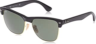 Rb4175 Clubmaster Square Sunglasses