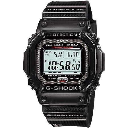 [カシオ] 腕時計 ジーショック 電波ソーラー GW-S5600-1JF ブラック