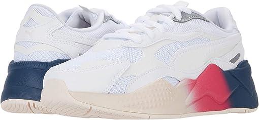 Puma White/Puma White/Rosewater