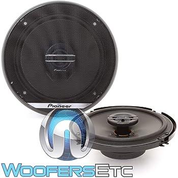 Pioneer TS-G1620F 6-1//2 Inch 2-Way Coaxial Speaker 300W