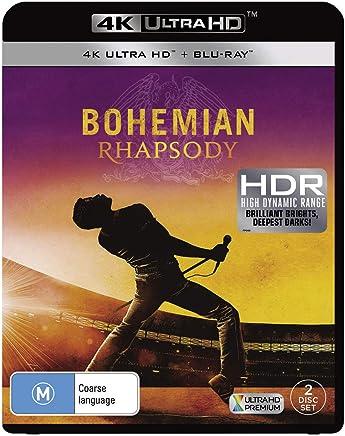 Bohemian Rhapsody [2 Disc] (4K Ultra HD + Blu-ray)