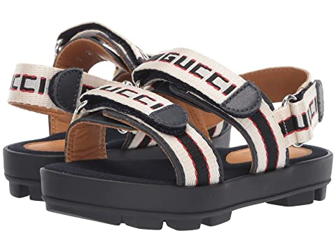 Gucci Kids Strappy Sandals (Toddler)