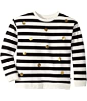 Kate Spade New York Kids - Sequin Dot Sweatshirt (Little Kids/Big Kids)