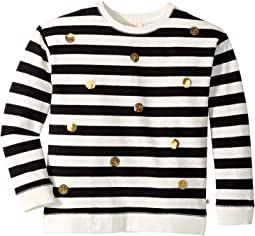 Sequin Dot Sweatshirt (Little Kids/Big Kids)