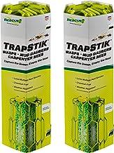 RESCUE! TrapStik for Wasps, Mud Daubers, Carpenter Bees - 2 Pack