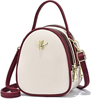 Lightweight Small Crossbody Bags Shoulder Bag for Women Stylish Ladies Cell Phone Purse and Handbags Wallet