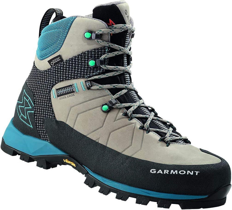 Garmont Toubkal GTX schuhe damen grau Blau 2019 Schuhe