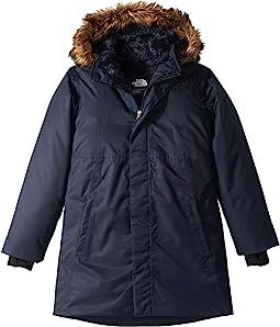 Arctic Swirl Down Jacket (Little Kids/Big Kids)