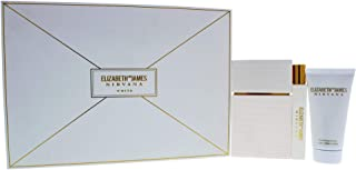 Elizabeth and James Nirvana White Gift Set, 3 Count