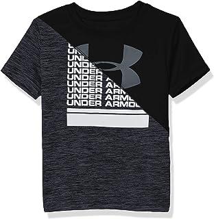 Under Armour Camiseta de manga corta para niño