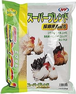 ナチュラルペットフーズ エクセル スーパーブレンド採卵用高配合 3.2kg