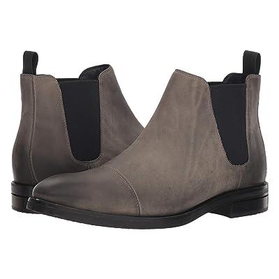 Cole Haan Wagner Grand Chelsea Boot (Midnight Grey Nubuck) Men