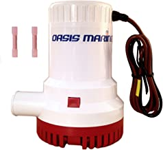 Best two bilge pumps one outlet Reviews