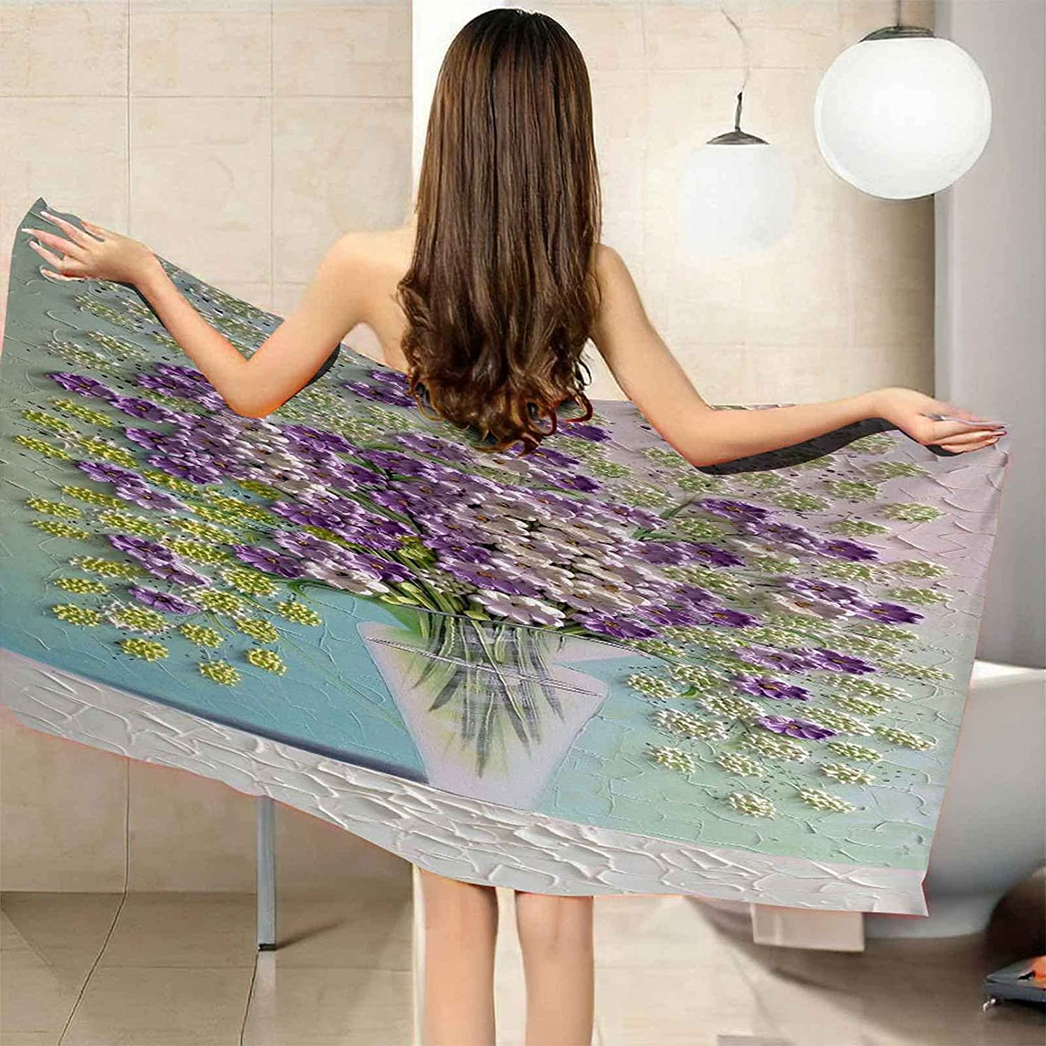 QFMMQI Beach Towels Oversized Adults Max 48% OFF Inventory cleanup selling sale T Free Dry Sand Quick