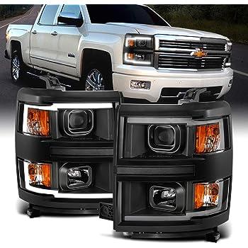 Headlamp Headlight Bracket Driver Side Left LH For Chevy Pickup Truck Silverado