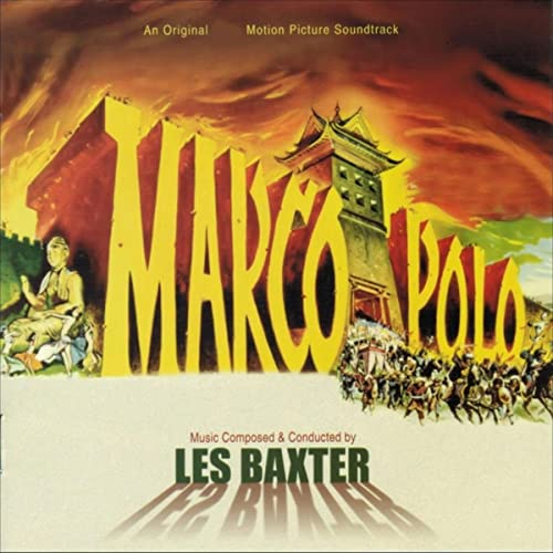 Marco Polo Takes a Hike / Ciu Lin / The Great Wall of China de Les ...