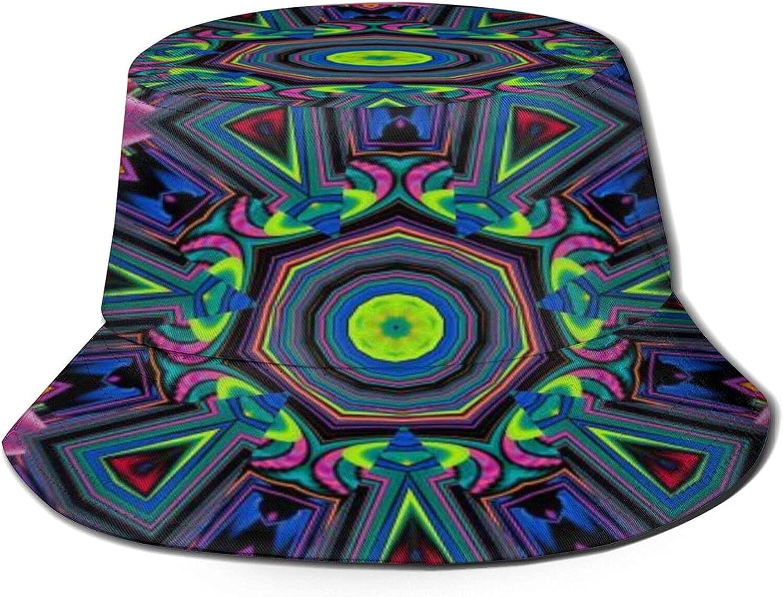 Mandala Jacksonville Mall Bucket Hat Unisex Discount is also underway Sun Packable Hats Fisherman Summer