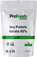 Profoods Soy Protein Isolate 90% Powder (1 kg)