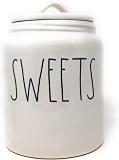 Rae Dunn Magenta SWEETS LL Canister