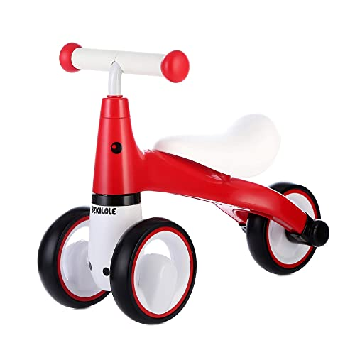 c7f87054336 BEKILOLE Baby Sliding Bike Ride On Toy Bikes Bicycle Children No Foot Pedal  Three Wheels