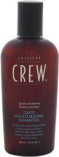 American Crew Daily Moisturizing Shampoo, 125 ml