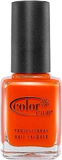 Color Club Nail Polish, Orange, Wham, Pow.05 Ounce