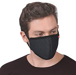 Wildcraft HypaShield Supermask Reusable Outdoor Protection Mask Large - Pack Of 1
