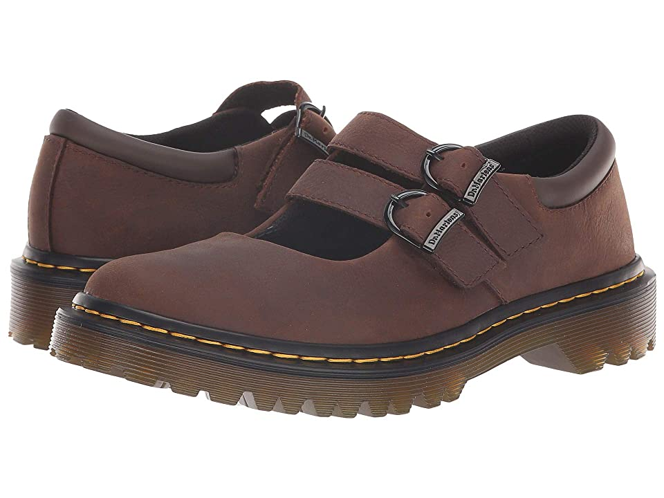 Dr. Martens Adena III (Dark Brown Garland) Women