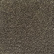All American Carpet Tiles Carefree Residential 23.5 x 23.5 Plush Easy to Install Do It Yourself Peel and Stick Carpet Tile Squares – 9 Tiles Per Carton – 34.52 Square Feet Per Carton (Doeskin)