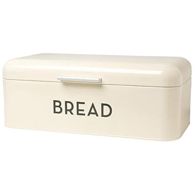 Now Designs Large Bread Bin, Ivory