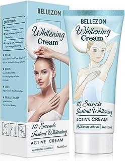 Dark Spot Cream, Underarm Cream Apply to Armpit, Neck, Knees and Intimate Parts.