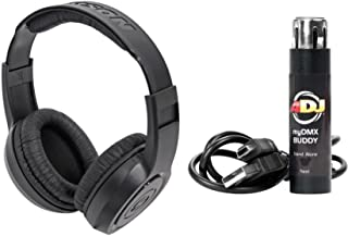 American DJ MyDMX Buddy DMX Lighting Control Software+USB Interface+Headphones