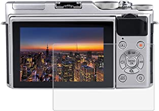EANDE 2 5D Tempered Glass Film for Fujifilm X-A3  Compatible with Fujifilm X-T1 X-T2 X-A5 X-A10  X-A20 Durable